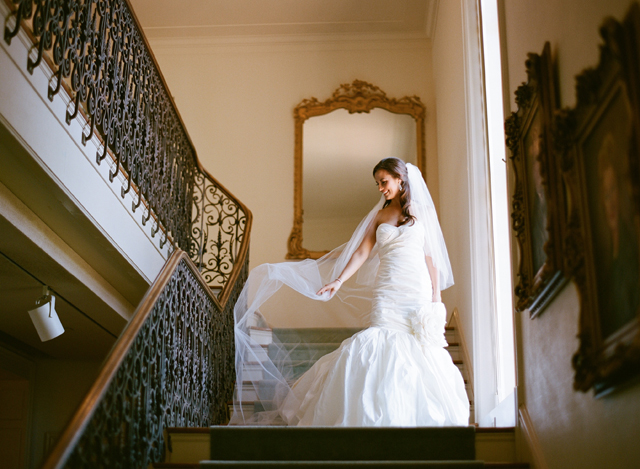 Classic bridal session by Kayla Barker
