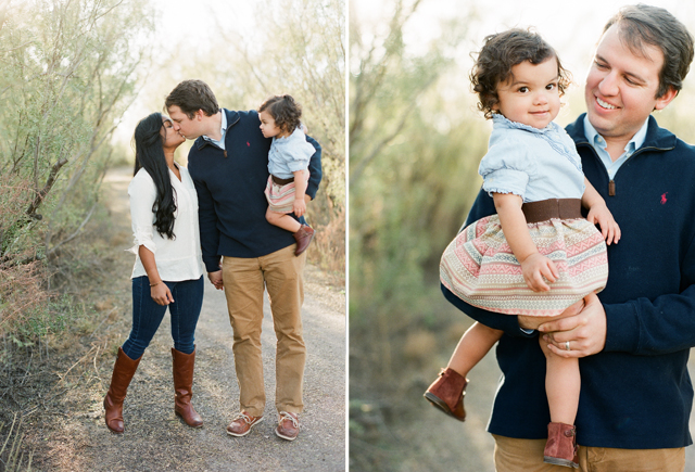 Fine Art Film Family Session in Texas by Kayla Barker