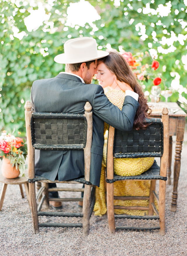 Elopement in Marfa at El Cosmico by Kayla Barker Fine Art Photography
